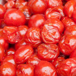 Stock Photo: Pickled tomatoes
