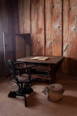 Martin Luther Room in Wartburg Castle — 图库照片
