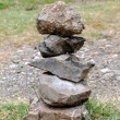 Stock Photo: Pile of stones