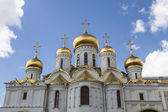 Cathedral of the Annunciation in Kremlin (Moscow) — Stock Photo