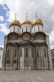 Cathedral of the Assumption in Kremlin (Moscow) — Stock Photo