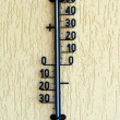 Thermometer. — Stock Photo