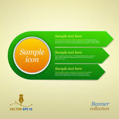 Information chart — Stock Vector