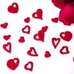 láska a romantika — Stock fotografie