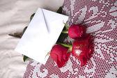 Romantic letter — Foto de Stock