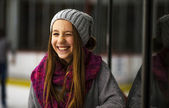 Ice - Skating — Stock Photo