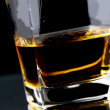 Glass of whiskey - Stockfoto