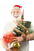 Santa is here  — Stock Photo