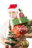 Gifts from Santa  — Stock Photo