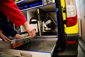 Paramedic Alert — Stock Photo