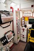 Paramedic vehicle — Stock Photo