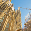 Sagrada Familia Basilic - Stock Photo