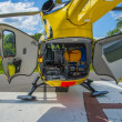 Rescue helicopter — Stock Photo #29070313