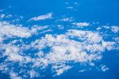 Mavi gökyüzü ve bulutlar xxl — Stok fotoğraf