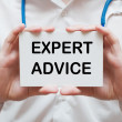 Expert Advice — Stock Photo #45572355