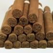 Cuban cigars — Stock Photo