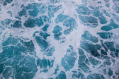 Background sea waves — Stock Photo