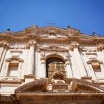 Church of St Irene, Lecce, Italy — Stock Photo