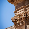 Columns, St Irene's church, Lecce, Italy — Stock Photo