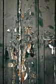 Weathered old door — Stockfoto