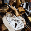 Royalty-Free Stock Photo: Love, locked