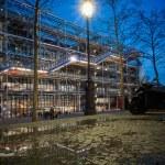 ������, ������: The Pompidou Centre Paris at twilight