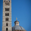 Siena cathedral — Stock Photo