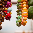 Jewellery at market — Stock Photo