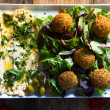 Falafels — Stock Photo