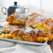 Almond croissants — Stock Photo