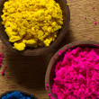 Indian pigments — Stock Photo #41195061