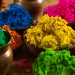 Indian pigments — Stock Photo #41195111