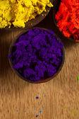 Pigmentos indios — Foto de Stock