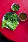 Myanmar street food — Stock Photo