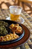 Myanmar food — Stock Photo