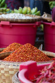 Red chilli powder — Stock Photo