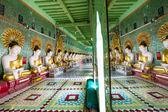 Temple of 45 Buddhas — Stockfoto