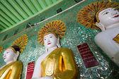Temple of 45 Buddhas — Stock Photo