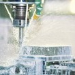 Stock Photo: Milling Machine