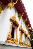 Traditional Thai style molding art — Stock Photo