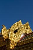 Maha Chedi Chai mongkol — Stock Photo