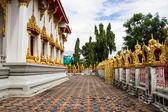 Templo tailandês em tailândia — Fotografia Stock
