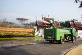 Royal park rajapruek chiang mai, tayland — Stok fotoğraf
