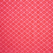 Pink fabric texture — Stock Photo