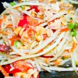 Somtum thai food — Stock Photo