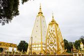 Wat Phrathat Nong Bua in Ubon Ratchathani province, Thailand — Stock Photo