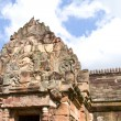 Stock Photo: Sand stone castle, phanomrung in Buriram province, Thailand. Religious buildings constructed by ancient Khmer art.
