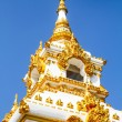 Stock Photo: Wat Prathatpanom at Nakornpanom province, Thailand
