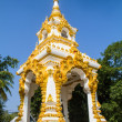 Wat Prathatpanom at Nakornpanom province, Thailand — Stock Photo