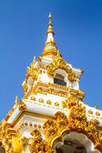 Wat prathatpanom en la provincia de nakornpanom, tailandia — Foto de Stock